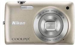 Nikon Coolpix S4300 Kompaktkamera, 16 Megapixel
