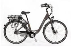 ALU-Elektro-Bike, Mifa, mit 3-Gang-»STURMY-ARCHER«-Nabenschaltung, inkl. Rücktrittbremse