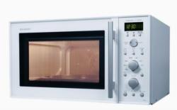 Sharp Mikrowelle R898WAA, 26 Liter Garraum, 900 Watt