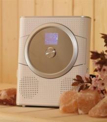Sauna-CD-Player  »Classic«