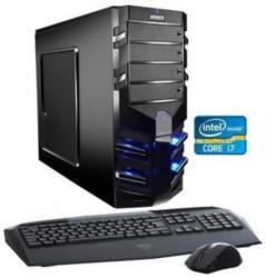 Hyrican Alpha 3753 PC, Intel Core i7, 2000 GB SATA-3