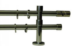 Gardinenstange »Glitzerstein« ø 20mm, GARESA, nach Maß