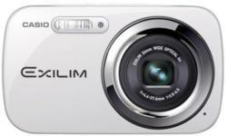 Casio EX-N5 Kompakt Kamera, 16 GB, 6x opt. Zoom, Display