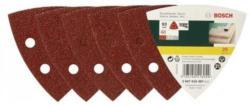 Schleifblatt-Set für Delta-Schleifer, Körnung 40 (25-tlg.)