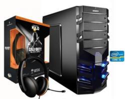 Hyrican Alpha 3801 PC, Intel Core i7, 1000 GB SATA-3