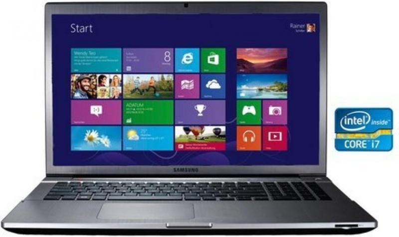 Samsung NP770Z7E-S01DE Notebook, Intel® Core™ i7, 43,9 cm (17,3 Zoll), 1000 GB Speicher