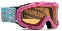 Kinder Skibrille, rosa, Alpina, »Ruby S«, Made in Germany