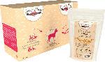 dm-drogerie markt HerzensHund Nassfutter für Hunde, Bio Rindfleisch mit Bio Einkorn und Bio Gemüse