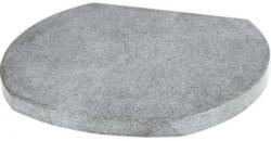Topplatte Granit für Kaminofen Slimline