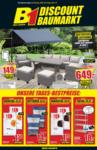 B1 Discount Baumarkt Wochen Angebote - bis 06.07.2019