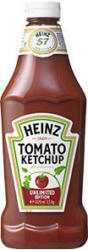 Heinz Tomato Ketchup jede 1320-ml-Flasche