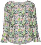 NKD Damen-Bluse mit Tropfen-Ausschnitt, große Größen