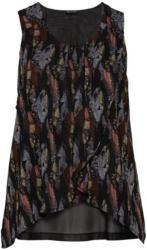 Damen-Bluse im 2-Lagen-Look, große Größen