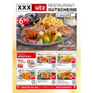Restaurantangebote Prospekt Neumünster