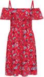 Ernsting's family Damen Kleid mit Blumen-Allover