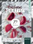 Depot - Basel Eisform gratis! - al 07.07.2019