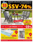 Dänisches Bettenlager SSV - 74% - bis 06.07.2019