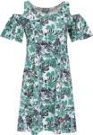 Ernsting's family Damen Kleid im Cold-Shoulder-Look (Nur online)