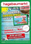 Hagebau Lieb Markt Hagebau Lieb Markt - Sommersammelpass - bis 31.08.2019