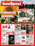 bauSpezi Baumarkt Sommerzeit - bis 13.07.2019