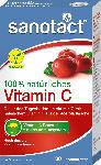 dm-drogerie markt sanotact natürliches Vitamin C Lutschtabletten 30 St.