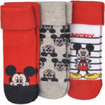 Ernsting's family 3 Paar Micky Maus Socken im Set