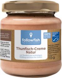 Thunfisch-Creme Natur