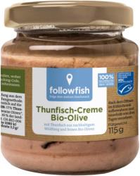 Thunfisch-Creme Olive
