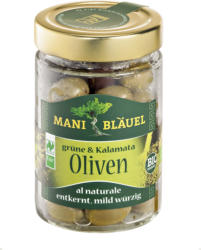 Olivenmix naturale