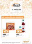 Migros Ostschweiz Migros-Mittwoch Aktion - bis 10.07.2019