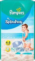 Pampers Schwimmwindeln Splashers, Gr.4-5 Tragepack