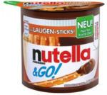 Lidl Österreich FERRERO Nutella & Go! Laugen-Sticks - bis 27.01.2020
