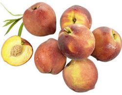 Spanien Pfirsiche gelbfleischig, Kl. I,  je 1 kg