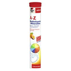 Doppelherz aktiv A-Z Multivitamin + Mineralien Brausetabletten jede 15er-Dose