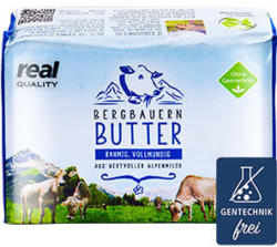Bergbauern Butter jede 250-g-Packung