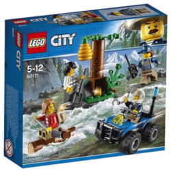 LEGO City 60171 - Verfolgung durch die Berge