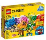LIBRO LEGO Bausteine-Set Classic - Zahnräder
