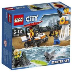 LEGO City 60163 - Küstenwache Starter-Set