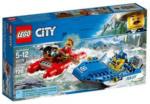 LIBRO LEGO City 60176 - Flucht durch die Stromschnellen