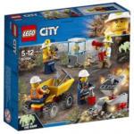 LIBRO LEGO City 60184 - Bergbauteam