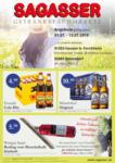SAGASSER Getränkefachhandel Getränkeangebote - bis 13.07.2019