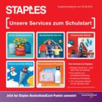 Staples Alles für den Schulstart! - bis 02.08.2019