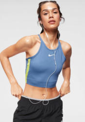 Nike Lauftop »WOMAN NIKE CROPPED RUNNING TANK SURF TO SPORT«