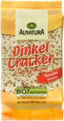 Dinkel Cracker Sesam