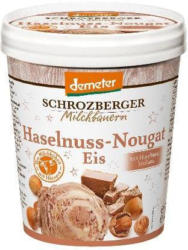 Haselnuss-Nougat Eis (TK)