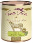 BayWa Bau- & Gartenmärkte Terra Canis Dog Dose classic Kalb 800g