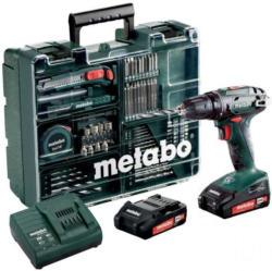 Metabo Akkuschrauber-Set BS 18