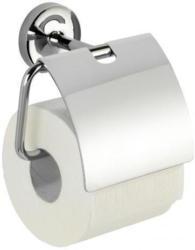 Wenko Papierrollenhalter Arcole mit Deckel, Power-Loc