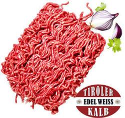 Tiroler Edelweiss Kalbshackfleisch jede 350-g-SB-Packung