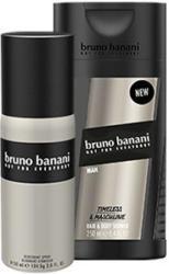 bruno banani Hair & Shower oder Deodorant Spray versch. Sorten, jede 250/150-ml-Flasche